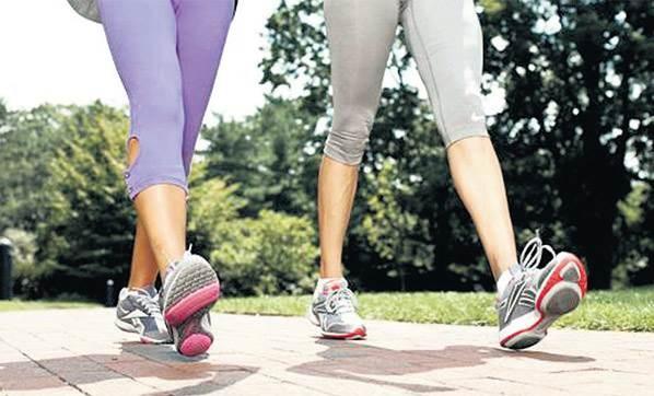 Yürüyüş yaparken daha fazla kalori yakmak