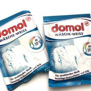 Domol Çamaşır Beyazlatıcı Tek Kullanımlık Toz
