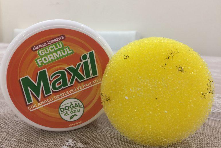 Maxil çok amaçlı temizleyici ve parlatıcı blog
