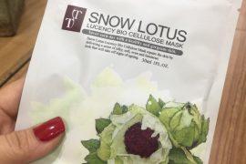 TT Snow Lotus Biyoselüloz Maske yorumları