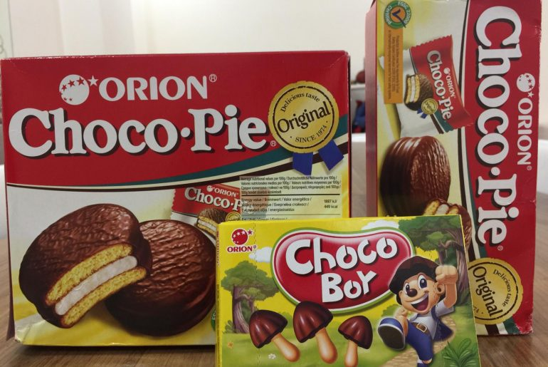 Orion Choco Pie ve ChocoBoy yorum