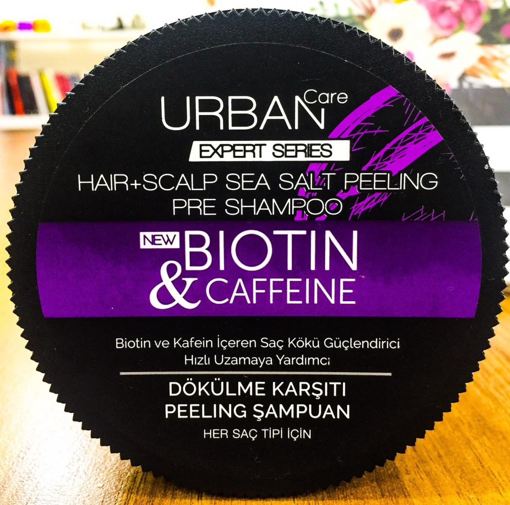 Urban Care Biotin & Caffeine Peeling kullananlar