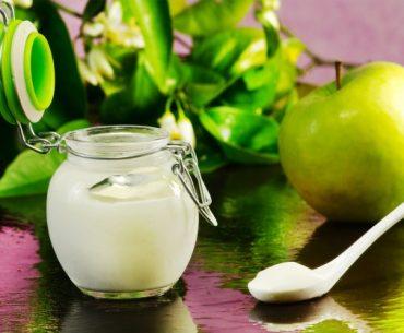 elma yoğurt kürü nasıl yapılır