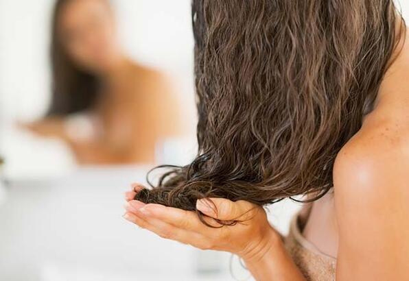 saç dökülmesi için maske tarifi
