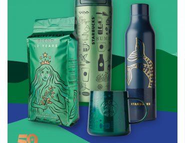 Starbucks'tan yeni yaşına özel ürünler