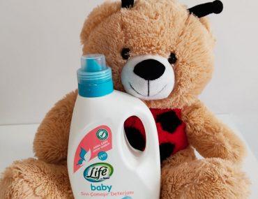Life By Fakir Baby Bitkisel Sıvı Çamaşır Deterjanı