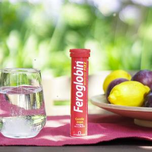 Vitabiotics'in Demir Desteği Feroglobin® Şimdi Türkiye'de
